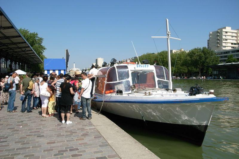 L\'été du canal - L\'Ourcq en Fête
