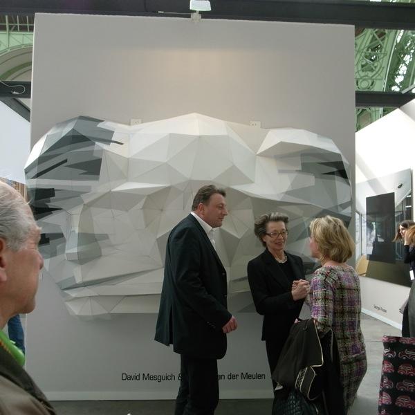 David Mesguich, Galerie RX, Paris
