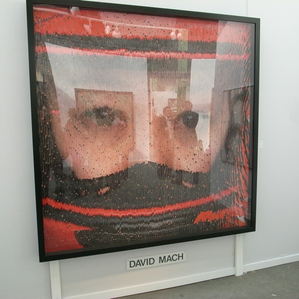 David Mach, Galerie Absolute Art, Belgique