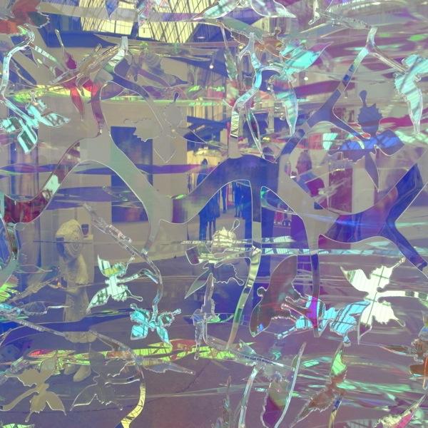 Visual Vortex, HC Berg, Galerie Forsblom, Helsinki